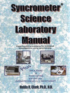 """Syncrometer Science Laboratory Manual,"" Book by Hulda Clark"